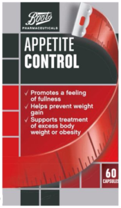 Boots Appetite Control Review