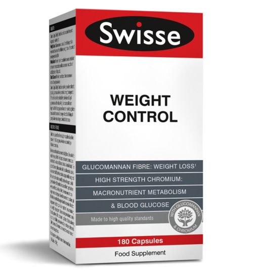 Swisse Weight Control Review