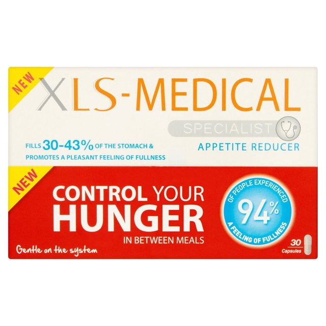 XLS Medical Appetite Reducer Review