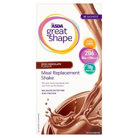 ASDA Meal Replacement Shakes Review