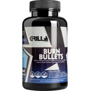 Grilla Burn Bullets Review