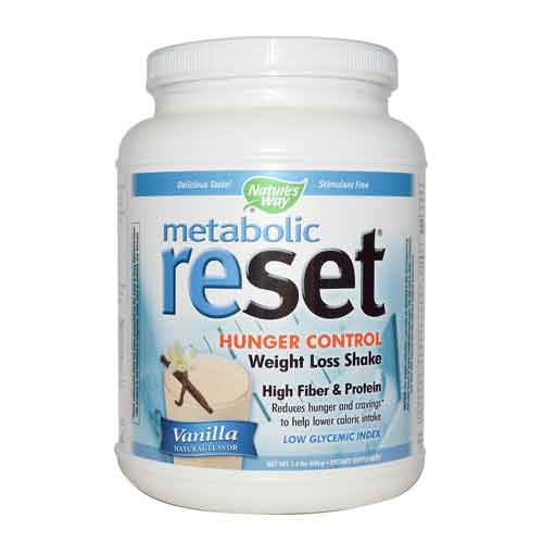 Nature's Way Metabolic Reset Review