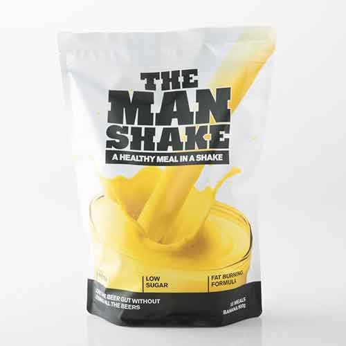 The Man Shake Review