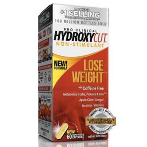 Hydroxycut Non-Stimulant Review