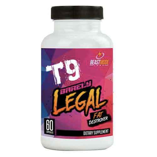 T9 Barely Legal Fat Destroyer Review