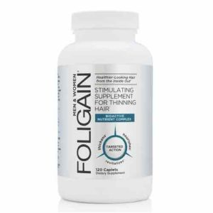 Foligain Stimulating Supplement for Thinning Hair Review
