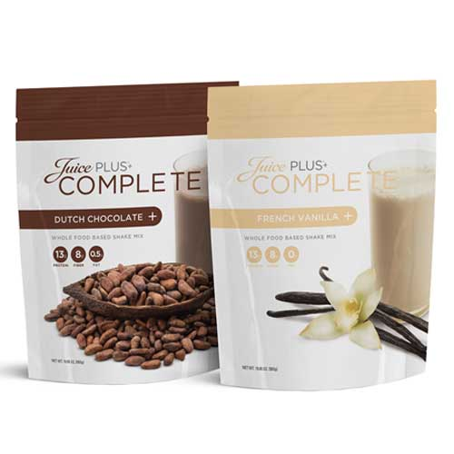 Juice Plus Complete Shake Review