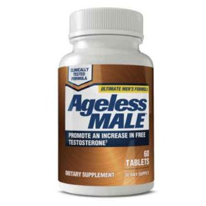 Ageless Male Product Image