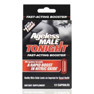 Ageless Male Tonight Product Image