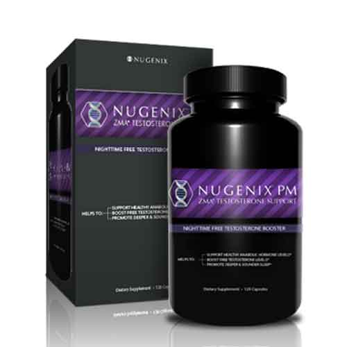 Nugenix PM ZMA Testosterone Support Review