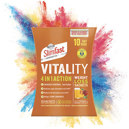 SlimFast Vitality 4 in 1 Review