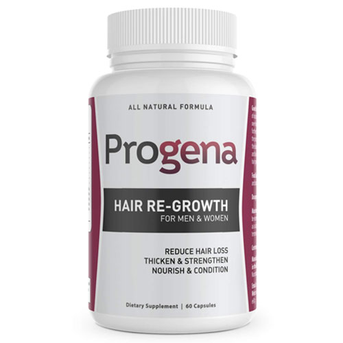 Progena Hair Regrowth Review