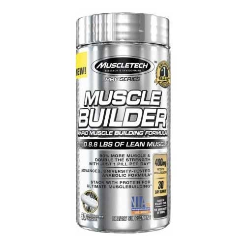 MuscleTech Muscle Builder Review