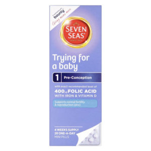 Seven Seas Trying For a Baby Product Image
