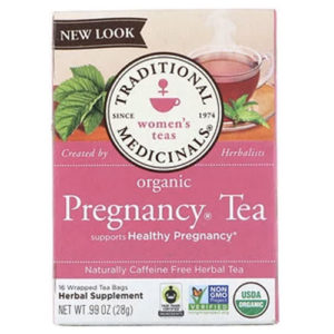 Traditional Medicinals Pregnancy Tea Review
